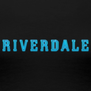 Riverdale simple tee - Women's Premium T-Shirt