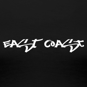 Stylized 'East Coast ' Apparel - Women's Premium T-Shirt