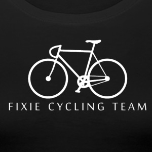 Fixie Cycling Team - Women's Premium T-Shirt