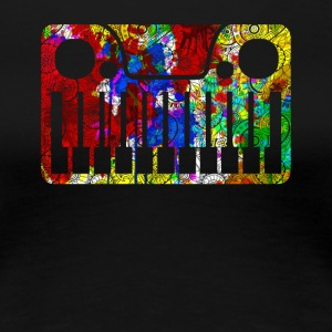 Funny Synthesizer Shirt - Women's Premium T-Shirt