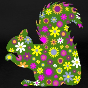 squirrel24 - Women's Premium T-Shirt