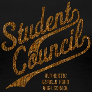 Student Council AUTHENTIC GERALD FORD HIGH SCHOOL - Women's Premium T-Shirt