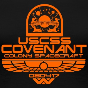 Covenant - Women's Premium T-Shirt