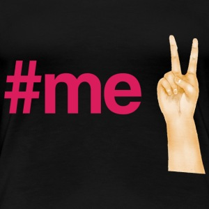#metoo - Women's Premium T-Shirt