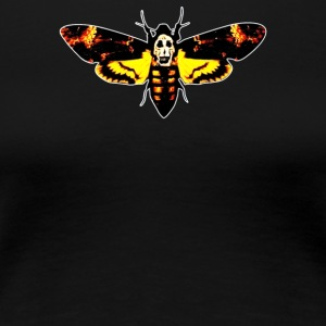 Silence Of The Lambs Butterfly Moth - Women's Premium T-Shirt
