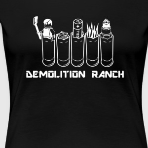 Demolition Ranch Tshirt Demolition Love - Women's Premium T-Shirt