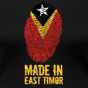 Made In East Timor - Women's Premium T-Shirt