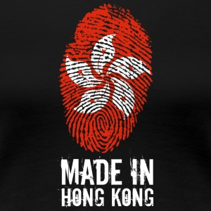 Made In Hong Kong / Hongkong / 香港 / Xiānggǎng / 港B - Women's Premium T-Shirt
