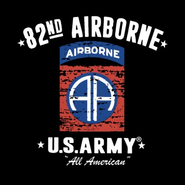 airborne 101st airborne 82nd airborne paratroope Women's