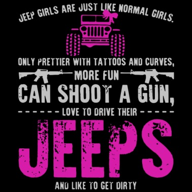 Jeep Shirt Women's Premium T-Shirt - white