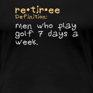 Definition of Retiree
