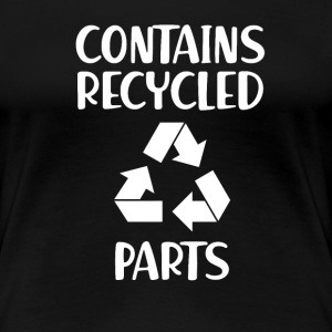 Contains Recycled Parts
