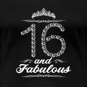 (Gift) 16 and fabulous