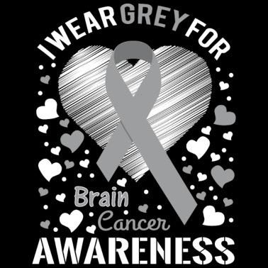 871ebc48f9e Brain cancer - brain tumor awareness for men/wom Women's Vintage ...