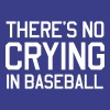 There's no crying in baseball - Women's Premium T-Shirt