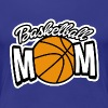 Basketball Mom funny - Women's Premium T-Shirt