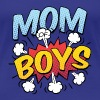 Mom of Boys Comic Style - Women's Premium T-Shirt