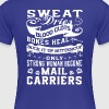 MAIL CARRIERS WOMAN - Women's Premium T-Shirt