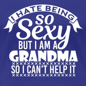 Grandma - Grandmother - Granny - Grandmom - Women's Premium T-Shirt