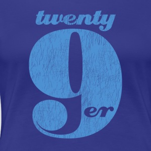 Twenty 9er - Women's Premium T-Shirt