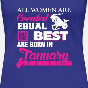 January-The best women are born in January