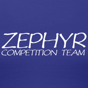 Zephyr competition team - Women's Premium T-Shirt