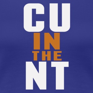 CU in the NT - Women's Premium T-Shirt