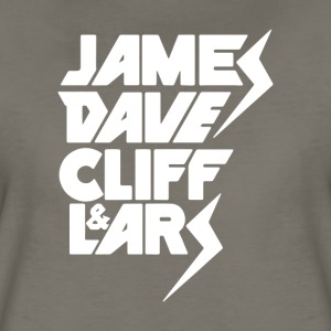 James Dave Cliff Lars - Women's Premium T-Shirt