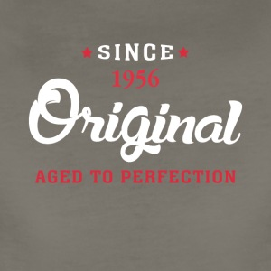 Since 1956 Original Aged To Perfection - Women's Premium T-Shirt