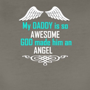 My dad is my angel - Women's Premium T-Shirt