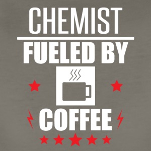 Chemist Fueled By Coffee - Women's Premium T-Shirt
