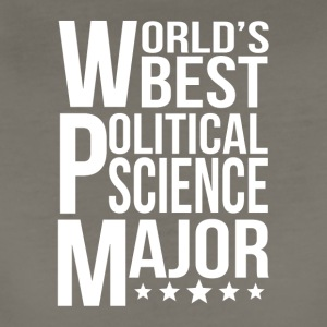 World's Best Political Science Major - Women's Premium T-Shirt