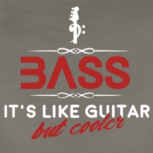 Bass It's Like Guitar Shirt - Women's Premium T-Shirt