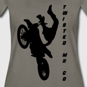 twisted bike - Women's Premium T-Shirt