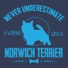 Dog Norwich Terrier NUW - Women's Premium T-Shirt