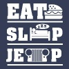 Eat, sleep, jeep Shirt - Women's Premium T-Shirt