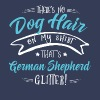 Glitter German Shepherd  - Women's Premium T-Shirt