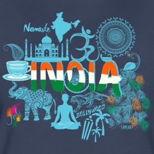 Welcome to India T Shirt - Women's Premium T-Shirt
