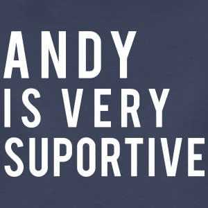 Andy Is Very Supportive (Female)