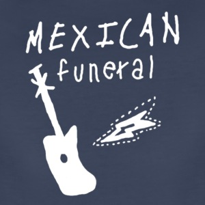 Mexican Funeral Dirk gently band - Women's Premium T-Shirt
