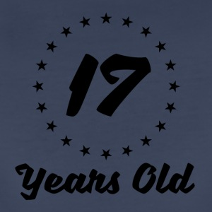 17 Years Old - Women's Premium T-Shirt