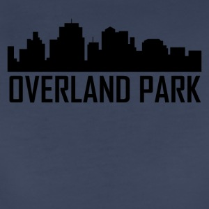 Overland Park Kansas City Skyline - Women's Premium T-Shirt