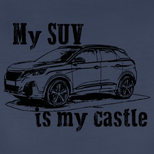 #mysuvismycastle by GusiStyle - Women's Premium T-Shirt