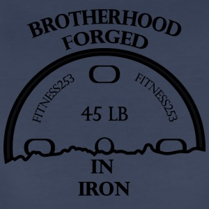 Brotherhood Forged In Iron - Women's Premium T-Shirt