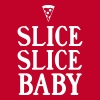 Pizza. Slice Slice Baby - Women's Premium T-Shirt