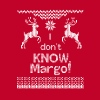 I Don't Know Margo - Women's Premium T-Shirt