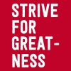 Strive for greatness - Women's Premium T-Shirt