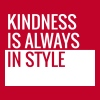 Kindness Is Always In Style - Teachers T-Shirts - Women's Premium T-Shirt