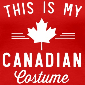 This Is My Canadian Costume
