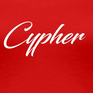 cypher - Women's Premium T-Shirt